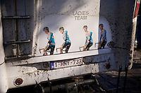 Telenet Fidea Ladies Team<br /> <br /> Koppenbergcross 2014