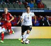 Lars Stindl (Deutschland Germany) - 01.09.2017: Tschechische Republik vs. Deutschland, Eden Arena