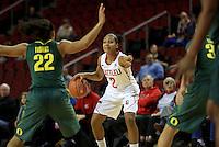 Women's Basketball vs. Oregon @ Key Arena 2013