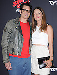 Johnny Knoxville, Naomi Nelson attends The Dimension Film's L.A. Premiere of FRANK MILLER'S SIN CITY: A DAME TO KILL FOR held at  The TCL Chinese Theatre in Hollywood, California on August  19,2014                                                                               © 2014 Hollywood Press Agency
