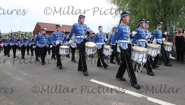 Pride of Govan Flute Band, Glasgow