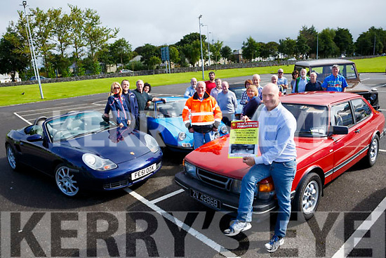 Robert O'Mahony's Steer To The Pier' fundraiser in aid of The Ray of Sunshine Foundation on Sunday