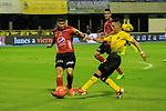 Independiente Medellín venció como visitante 2-1 a Alianza Petrolera. Fecha 19 Liga Águila I-2017.