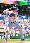 4 July 2010: New York Mets outfielder Jeff Francoeur in action against the Washington Nationals at Nationals Park in Washington, DC. The Mets defeated the Nationals 9-5, splitting their 4-game series. Mandatory Credit: Ed Wolfstein Photo