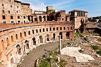 Traiano Market, Mercato Traiano, Rome, Italy