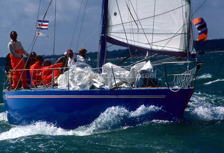 Semaine de Cowes 1979, Apollo IV (ex-Williwaw)