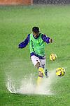 2014-11-29-CE Sabadell FC vs UD Las Palmas: Suspended by rain.
