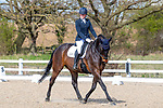 Class 6. Dressage. BD. Brook Farm Training Centre. Stapleford Abbotts. Essex. GBR. 05/04/2019. ~ MANDATORY Credit Elli Birch/Sportinpictures - NO UNAUTHORISED USE - 07837 394578