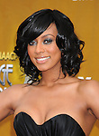 LOS ANGELES, CA. - February 26: Keri Hilson arrives at the 41st NAACP Image Awards at The Shrine Auditorium on February 26, 2010 in Los Angeles, California.