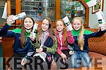 At the Na Gaeil Club Race Night fundraiser on Saturday were Kayleigh Murphy, Megan Lynch, Alva Daly and Emma Dewey