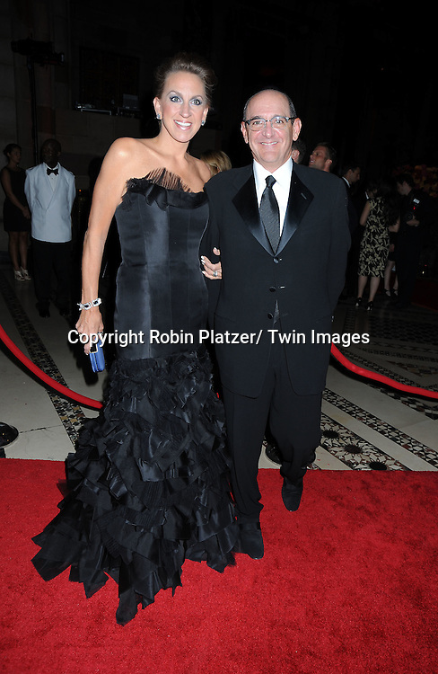 arriving at The New Yorkers for Children Fall Gala on September 21, 2010 at Cipriani's 42nd Street.