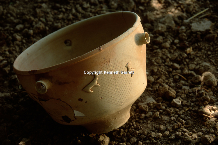 Haoma vessel with rams; Oxus Civilization; Turkmenistan; Gonor Depe site; Victor Sarianidi; Archaeology; BMAC complex