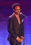 Billy Porter  during the presentation of the 2013 Actors Fund Annual Gala honoring Robert De Niro at the Mariott Marquis Hotel in New York on 4/29/2013...