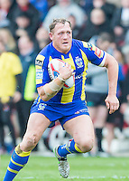 Picture by Allan McKenzie/SWpix.com - 04/03/2017 - Rugby League - Betfred Super League - Salford Red Devils v Warrington Wolves - AJ Bell Stadium, Salford, England - Ben Westwood.