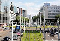 Nederland Rotterdam 2016 . Het Hofplein. Foto Berlinda van Dam / Hollandse Hoogte