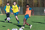 07.11.2018, Trainingsgelaende, Bremen, GER, RL Nord, Training Werder Bremen II<br /> <br /> im Bild<br /> Emmanuel Iwe, <br /> <br /> Foto &copy; nordphoto / Ewert