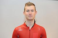 SPEEDSKATING: ERFURT: 18-01-2018, SportNavigator, Viktor Harald Thorup (DEN), photo: Martin de Jong