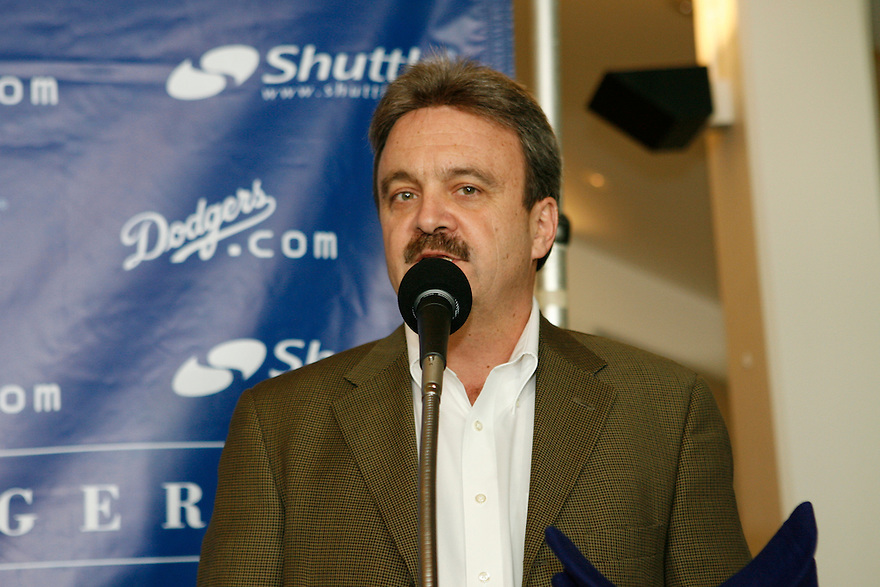 Los Angeles Dodgers Coaching staff Wednesday, January 11,2006 at Dodger Stadium in Los Angeles, California<br />  <br /> Jon SooHoo
