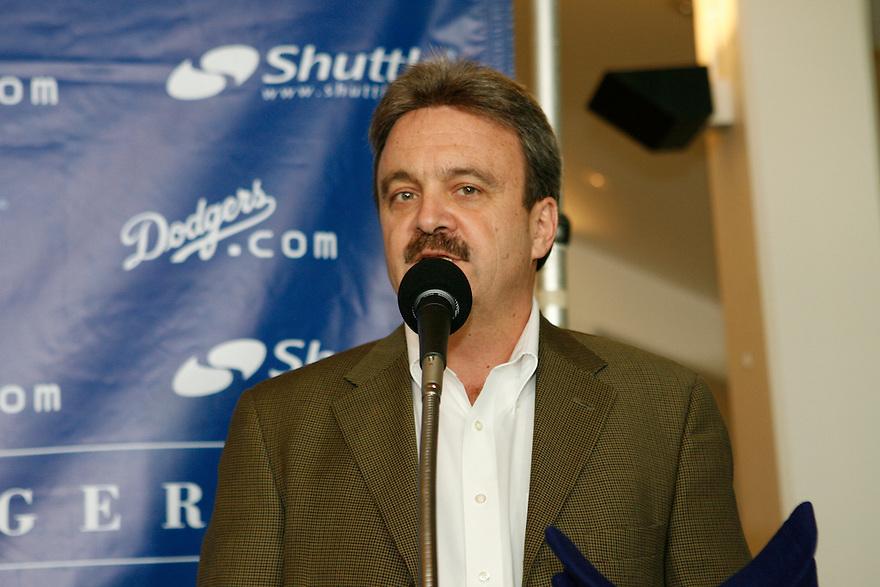 Los Angeles Dodgers Coaching staff Wednesday, January 11,2006 at Dodger Stadium in Los Angeles, California<br />  <br /> Jon SooHoo
