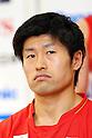 Sho Sasaki (JPN), .June 9, 2012 - Badminton : .Badminton Japan National Team Send-off Ceremony for the London Olympics 2012 .in Tokyo, Japan. .(Photo by Daiju Kitamura/AFLO SPORT) [1045]