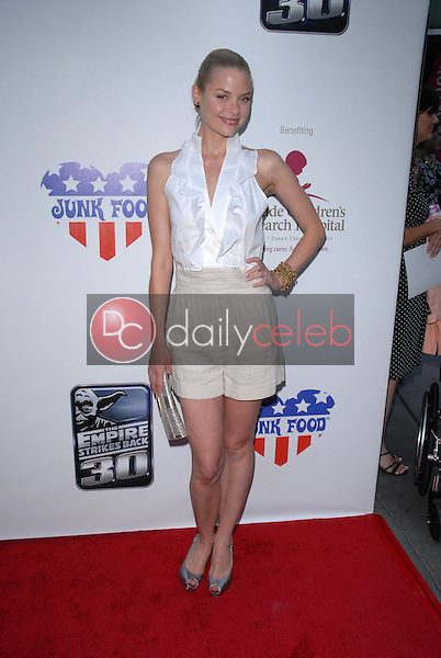 Jaime King<br /> at &quot;The Empire Strikes Back&quot; 30th Anniversary Charity Screening Benefiting St. Jude Children's Research Hospital, ArcLight Cinemas, Hollywood, CA. 05-20-10<br /> David Edwards/Dailyceleb.com 818-249-4998