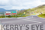 Empty roads up to Molls Gap for two weeks of the busy summer season due to road works