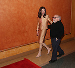 """Jessica Hecht and Danny Devito attends the  Broadway Opening Night performance After Party for the Roundabout Theatre Production of """"The Price"""" at the American Airlines TheatreTheatre on March 16, 2017 in New York City."""