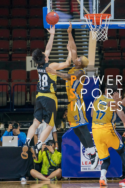 Seoul Samsung Thunders vs Shandong Xiwang during The Asia League's 'The Terrific 12' at Studio City Event Center on 19 September 2018, in Macau, Macau. Photo by Win Chung Jacky Tsui / Power Sport Images for Asia League