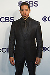 Neil Brown Jr. arrives at the CBS Upfront at The Plaza Hotel in New York City on May 17, 2017.