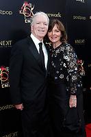 PASADENA - May 5: Ken Corday, Sherry Williams at the 46th Daytime Emmy Awards Gala at the Pasadena Civic Center on May 5, 2019 in Pasadena, California