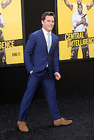 "10 June 2016 - Los Angeles, California - Michael Doyle. ""Central Intelligence"" Los Angeles Premiere held at Westwood Village Theatre. Photo Credit: AdMedia"