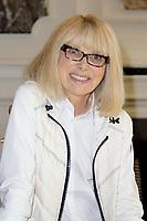 Mireille DARC - Conference de presse pour vente aux encheres chez Christie's le 3 juillet 2014 d'oeuvres d'artistes au profit de La Chaine de l'espoir Fonds de dotation INNOVA - Paris - France