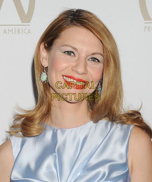 BEVERLY HILLS, CA- JANUARY 19: Actress Claire Danes arrives at the 25th Annual Producers Guild Awards at The Beverly Hilton Hotel on January 19, 2014 in Beverly Hills, California.<br /> CAP/ROT/TM<br /> &copy;Tony Michaels/Roth Stock/Capital Pictures