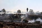 Sylmar Fire.13 October 2008