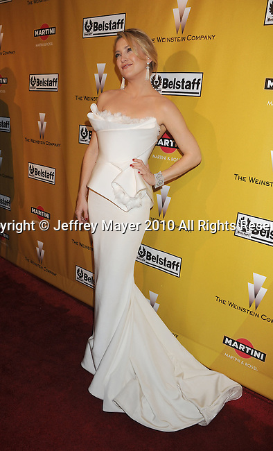 BEVERLY HILLS, CA. - January 17: Kate Hudson arrives at The Weinstein Company 2010 Golden Globe After Party at The Beverly Hilton Hotel on January 17, 2010 in Beverly Hills, California.