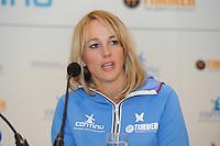SCHAATSEN: ERMELO: 21-05-2014 Team Continu Perspresentatie, Marianne Timmer, ©foto Martin de Jong