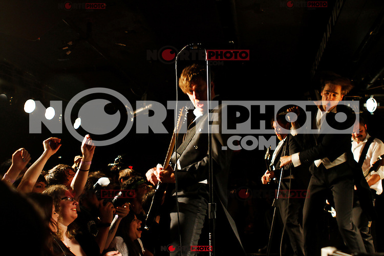 The Hives.<br /> (JenMaler/MediaPunch/NortePhoto)