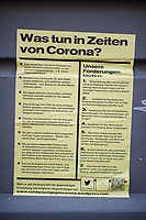 2020/04/03 Berlin   Corona-Krise   Alltag