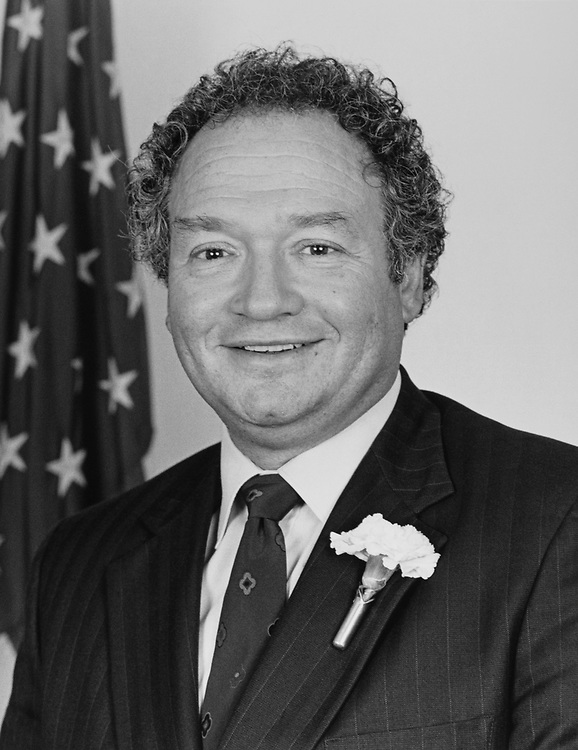 Rep. Gary Ackerman, D-N.Y., January 1989. (Photo by CQ Roll Call via Getty Images)