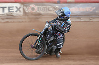 Alfie Bowtell of Lakeside Hammers<br /> <br /> Photographer Rob Newell/CameraSport<br /> <br /> National League Speedway - Lakeside Hammers v Eastbourne Eagles - Lee Richardson Memorial Trophy, First Leg - Friday 14th April 2017 - The Arena Essex Raceway - Thurrock, Essex<br /> &copy; CameraSport - 43 Linden Ave. Countesthorpe. Leicester. England. LE8 5PG - Tel: +44 (0) 116 277 4147 - admin@camerasport.com - www.camerasport.com