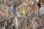 Staimen Recycling Center. Wire.