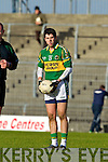 David Geaney Kerry v Limerick Institute Technology in the Quarter Final of the McGrath Cup at Austin Stack Park, Tralee on Sunday 16th January.
