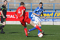 Stirling Albion v Queen of the South 250910
