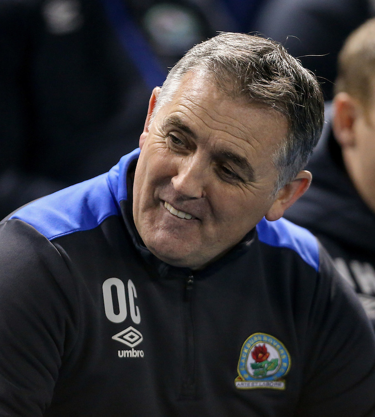 Blackburn Rovers manager Owen Coyle <br /> <br /> Photographer Alex Dodd/CameraSport<br /> <br /> The EFL Sky Bet Championship - Sheffield Wednesday v Blackburn Rovers - Tuesday 14th February 2017 - Hillsborough - Sheffield<br /> <br /> World Copyright &copy; 2017 CameraSport. All rights reserved. 43 Linden Ave. Countesthorpe. Leicester. England. LE8 5PG - Tel: +44 (0) 116 277 4147 - admin@camerasport.com - www.camerasport.com