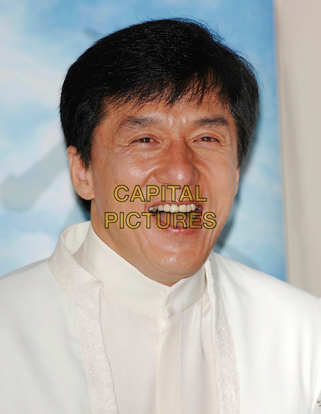"JACKIE CHAN.""The Myth"" photocall, Majestic Hotel,.58th International Cannes Film Festival, France,.17 May 2005..Ref: PL.portrait headshot funny mouth open.www.capitalpictures.com.sales@capitalpictures.com.©Capital Pictures.."