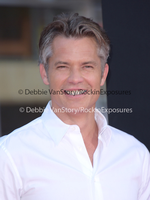 Timothy Olyphant attends The Warner Bros Pictures L.A. Premiere of This is where I leave you held at The TCL Chinese Theatre in Hollywood, California on September 15,2014                                                                               © 2014 Hollywood Press Agency