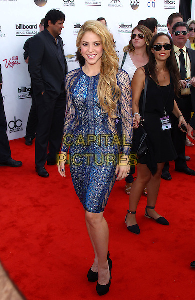 18 May 2014 - Las Vegas, Nevada -  Shakira.  2014 Billboard Music Awards Red Carpet at MGM Grand. <br /> CAP/ADM/MJT<br /> &copy; MJT/AdMedia/Capital Pictures