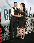 Cory Hardrict and Tia Mowry at The Columbia Pictures' Premiere of BATTLE: LOS ANGELES held at The Grauman's Chinese Theatre in Hollywood, California on March 08,2011                                                                               © 2010 Hollywood Press Agency