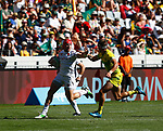 Phil Burgess, Second day at Cape Town 7s for HSBC World Rugby Sevens Series 2018, Cape Town, South Africa - Photos Martin Seras Lima