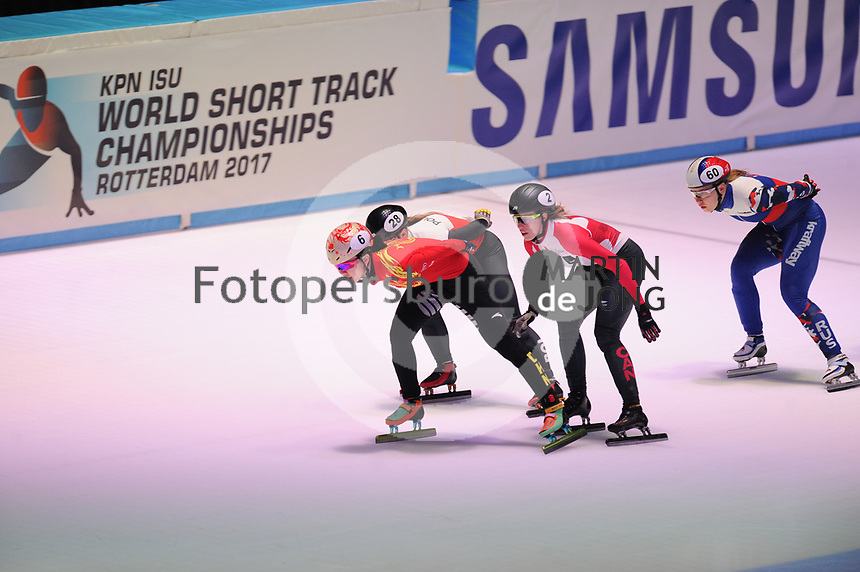 SHORT TRACK: ROTTERDAM: Ahoy, 10-03-2017, KPN ISU World Short Track Championships 2017, ©photo Martin de Jong